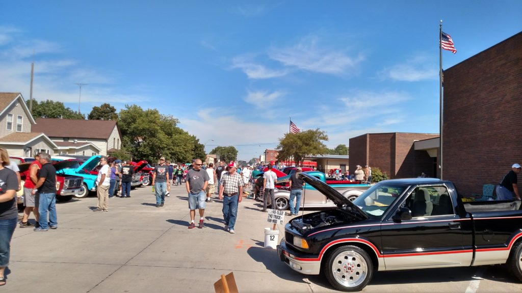 Car Show Draws Thousands To West Point