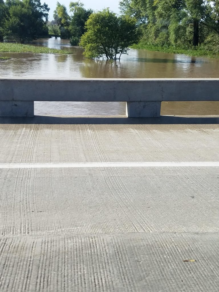 Flood Warning Continues In Northeast Nebraska