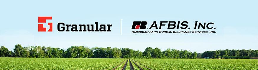 American Farm Bureau Insurance Services and Granular Announce Alliance To Simplify Crop Insurance