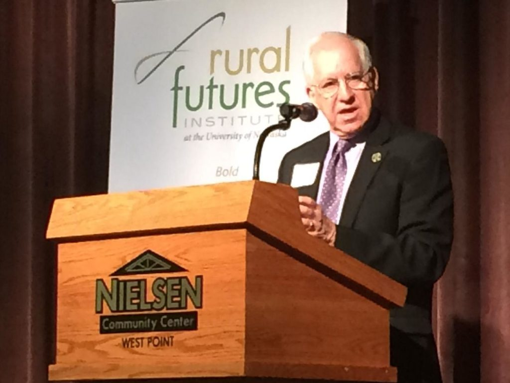 Rural Futures Institute Holding Forum In West Point