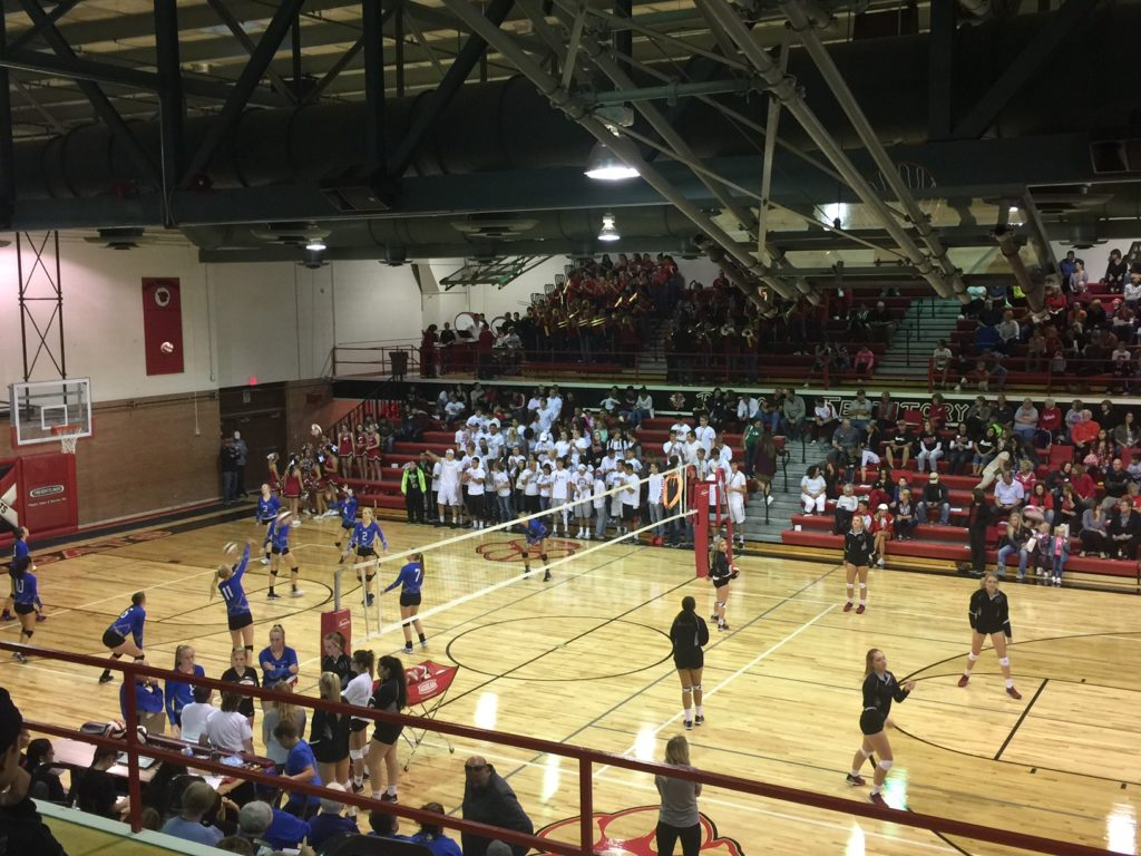 Volleyball roundup including Scottsbluff over Gering