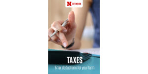 5 Tax Deductions For Your Farm