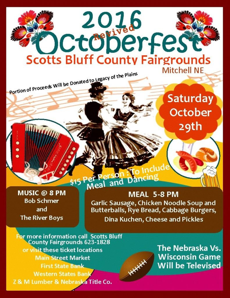 Tickets for 2nd Revived Octoberfest event still available