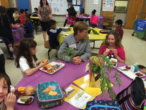 Colorado Proud School Meal Day Features Local Yak, Peaches, Potatoes and More!