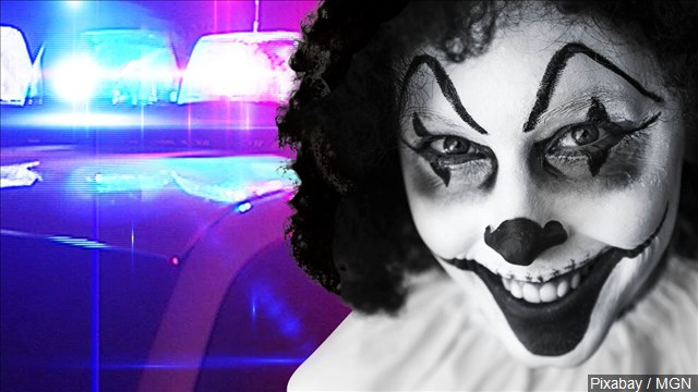 Police cite high school students for clown prank in Lincoln