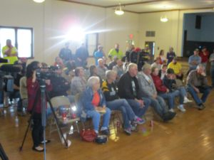 RRN/Anhydrous Ammonia Leak Meeting Crowd