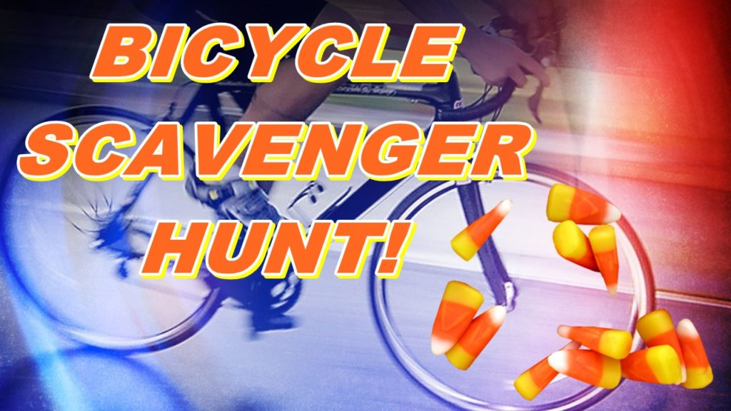 Local club hosting Bicycle Scavenger Hunt