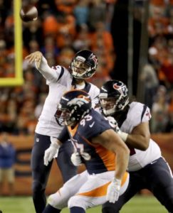 Broncos Roll At Home Over Former Teammate