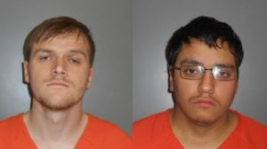 Three Iowa men held in Dawson County