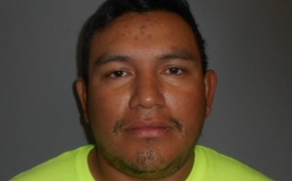 Courtesy/ Dawson County Sheriff's Office.  Mario Jimenez-Rivera.
