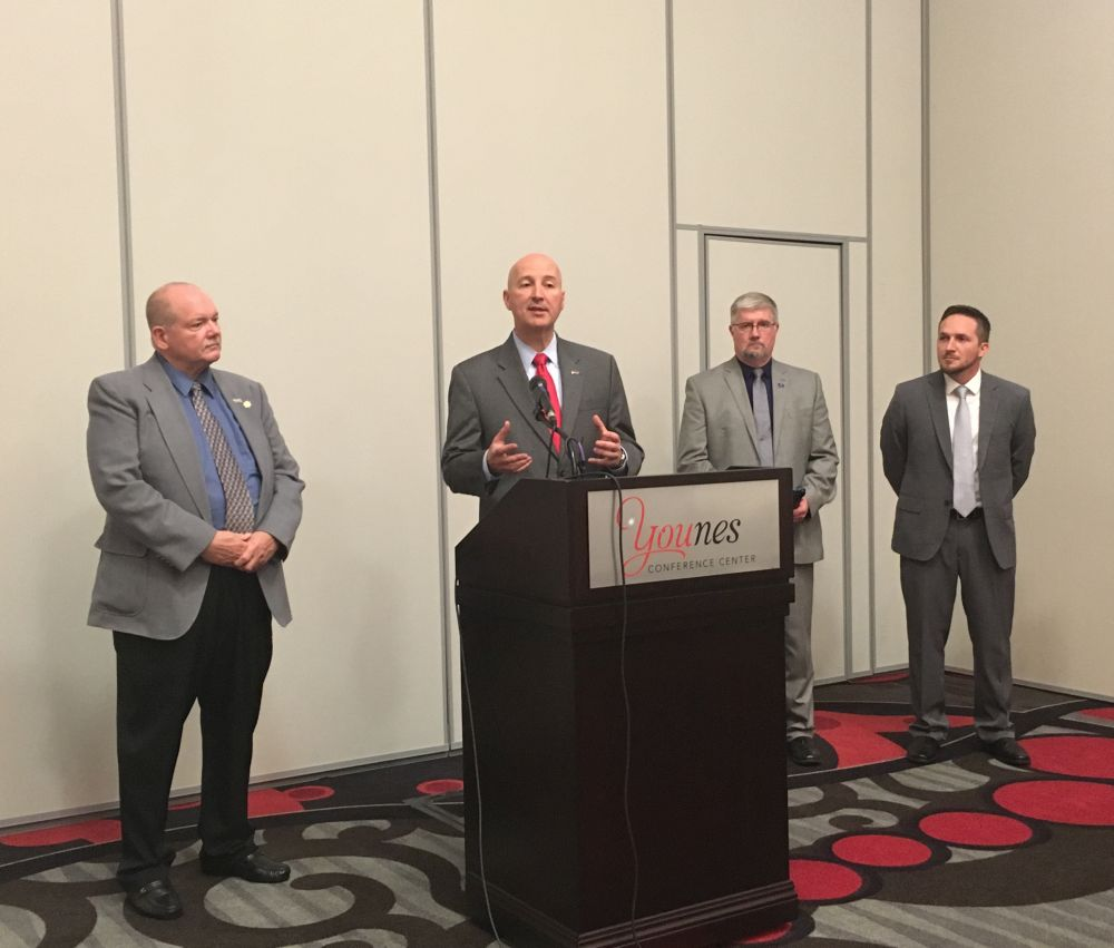 Gov. Ricketts, Crime Commission Unveil Expansion of Victim Notification Service