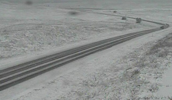 Western, northern Nebraska get snow well before winter