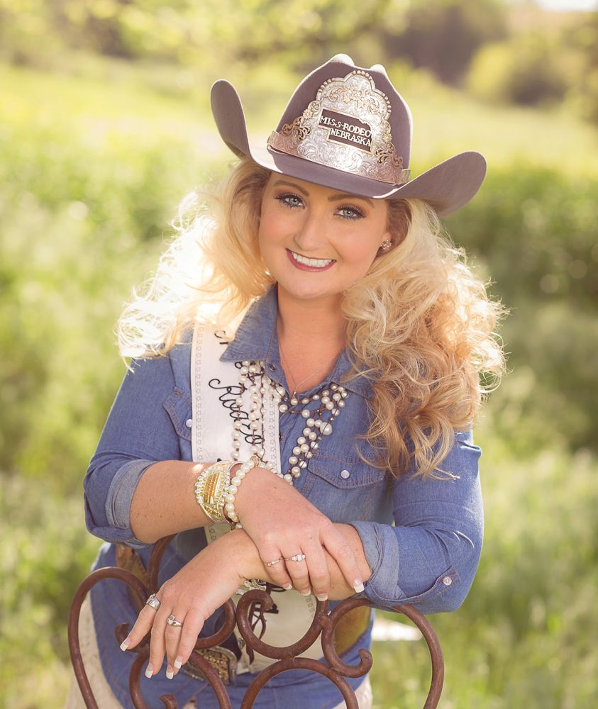 "Miss Rodeo Nebraska experiences ""Ride of a Lifetime"""