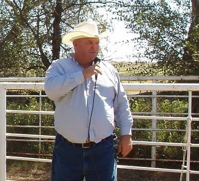 Cattleman Lowell Minert Passes