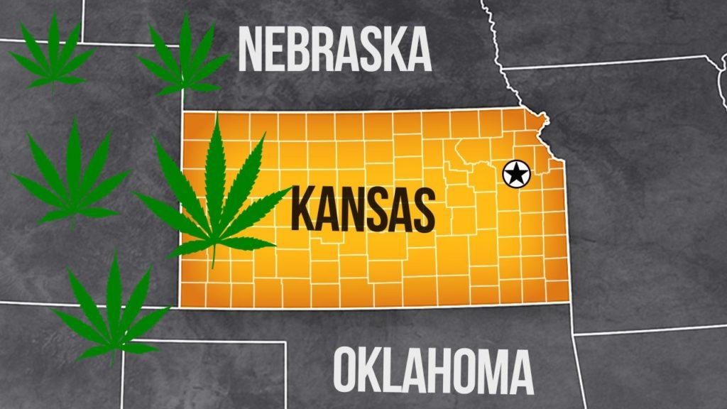 State attorney general: Colorado pot 'permeates' Kansas