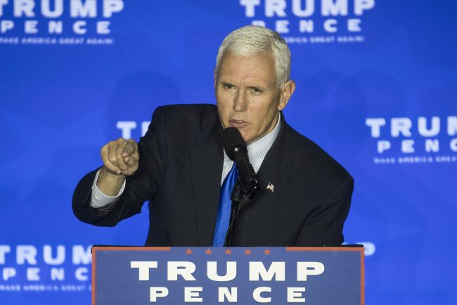 Republican VP hopeful Mike Pence to campaign in Omaha