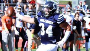 Barnes, Cremin garner weekly recognition from GPAC