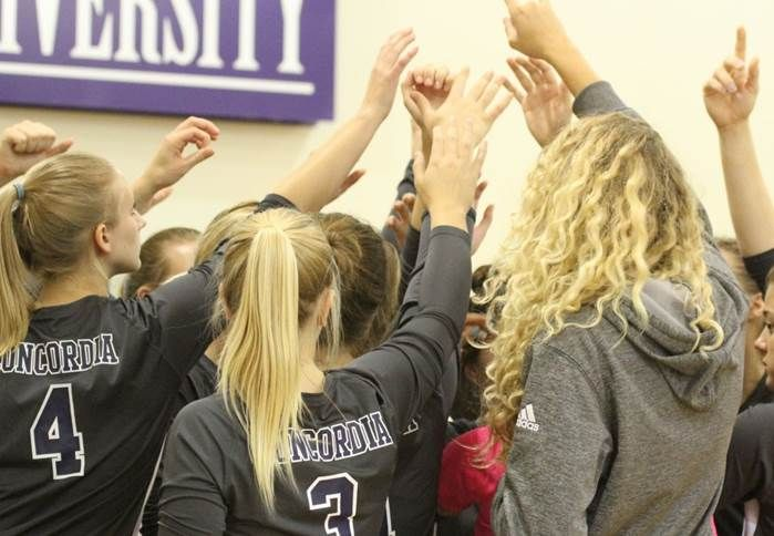 (Audio) Concordia attack shut down at No. 20 Bellevue