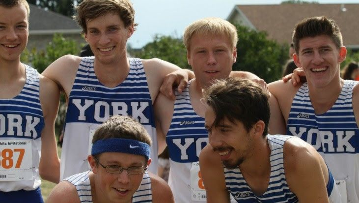 York has strong showing at Bethel Invite