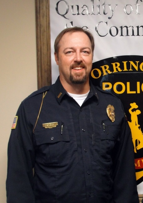 Torrington terminates Police Chief Eric Sharp