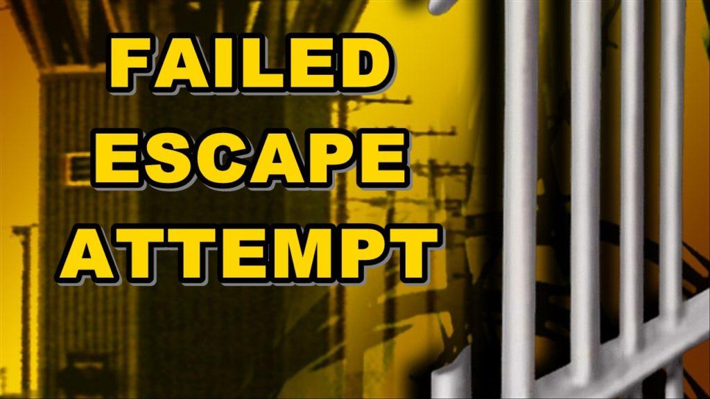 Inmate attempt escape from Nebraska State Penitentiary