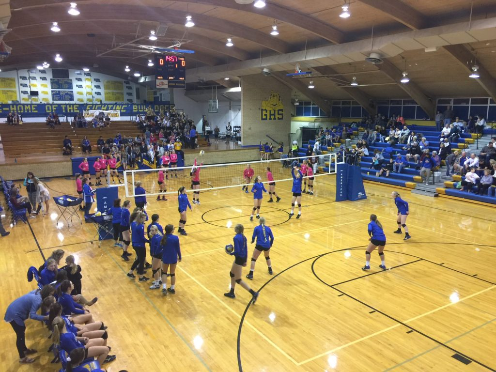 Tuesday volleyball recap: Gering knocks off Alliance, other scores