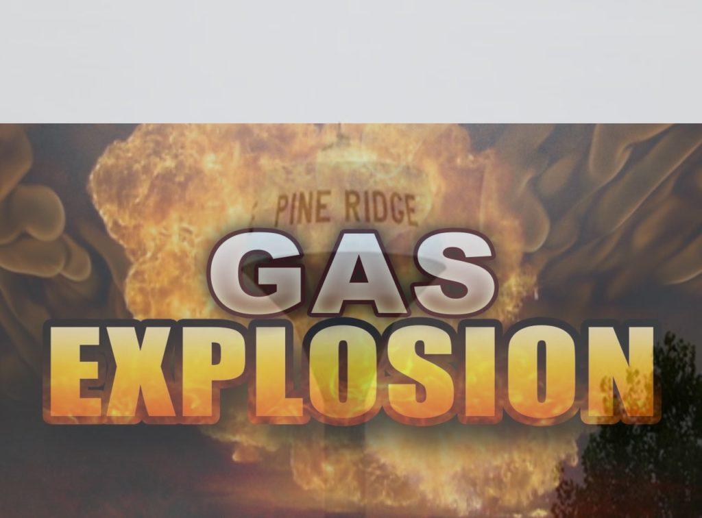 Federal officials: Pine Ridge duplex blast deemed accidental