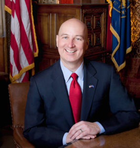 Nebraska Gov. Ricketts says budget package won't raise taxes