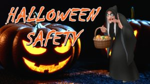 Parents urged to take Halloween safety precautions