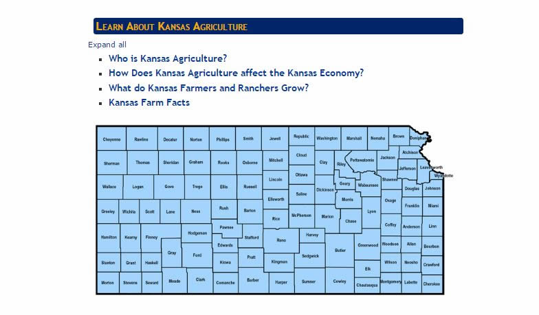 Updated KS Ag Economic Impact Reports by County Now Available