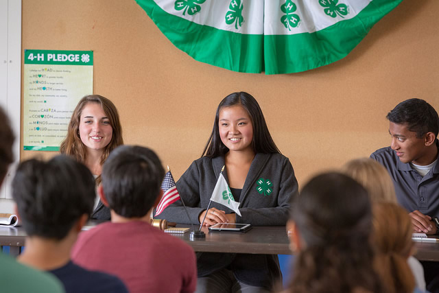 4-H Public Speaking Contest will be at Dawson County Extension Office