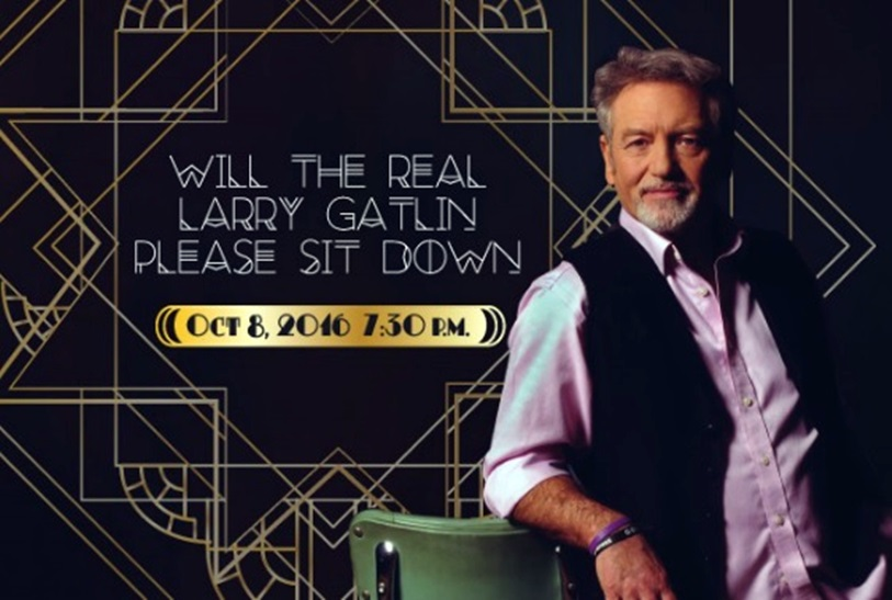Tickets becoming limited for Larry Gatlin performance