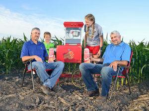 Specialty Corn Satisfies Nebraska Farmers' Hunger for Business Diversity
