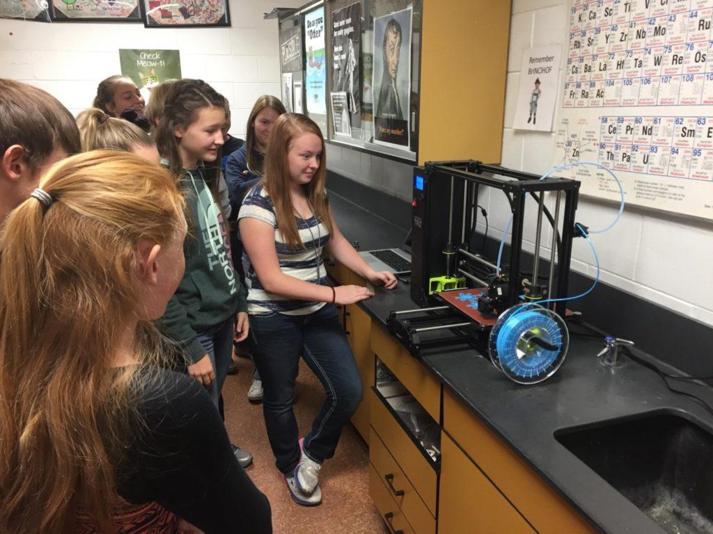 Mitchell Public Schools to receive Monsanto grant
