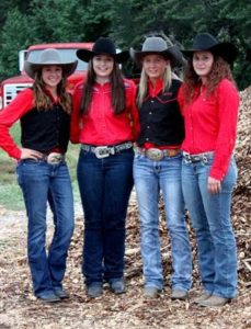 Aggie barrel racer leads national ranks