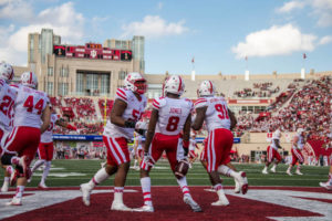 Huskers continue preparations for Boilermakers