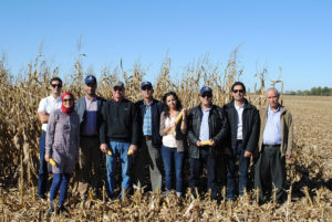 North African Buying Team Visits Nebraska to See Corn Industry Firsthand