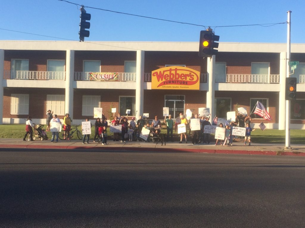 Scottsbluff rally Monday supports fight against controversial pipeline