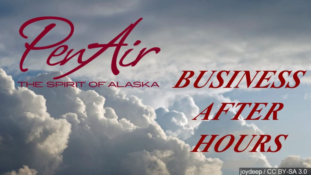 Business After Hours for PenAir Tuesday evening