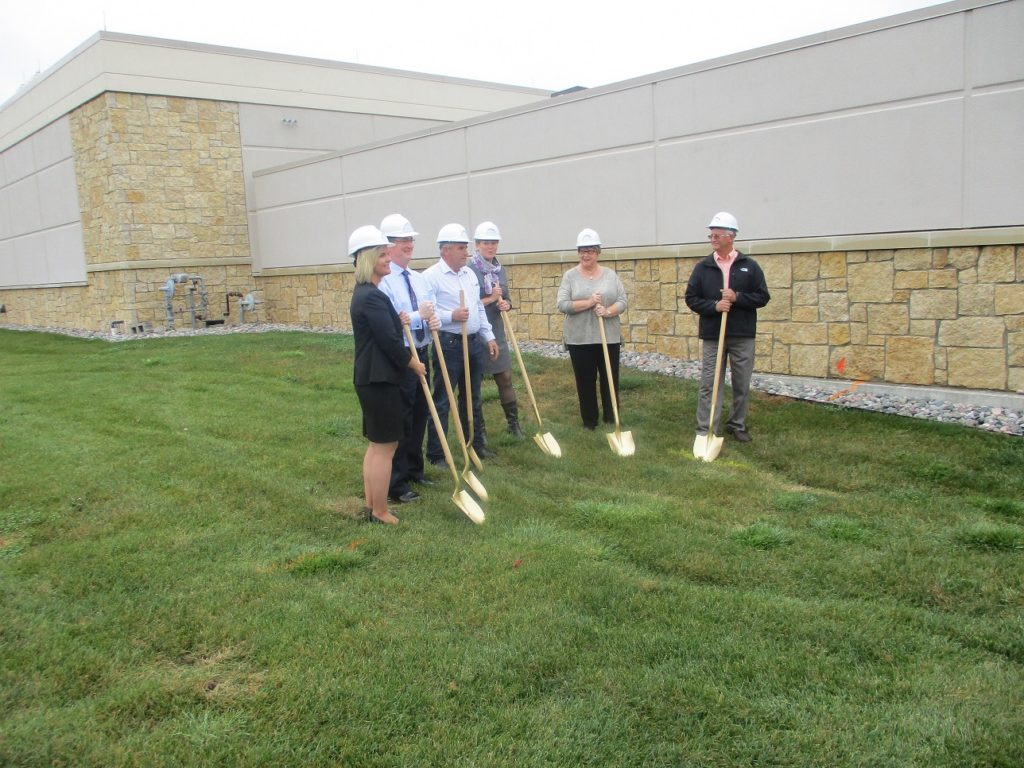 Ground Broken on new Medical Clinic in Pender