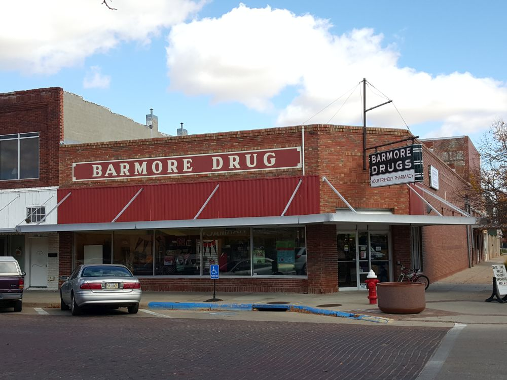 Barmore Drug Store to change ownership