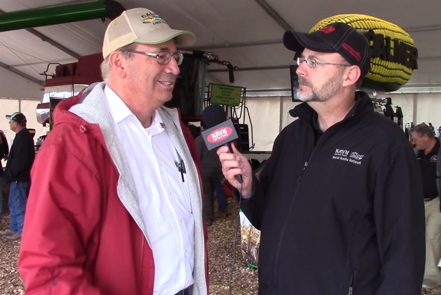 (VIDEO) A Chat With The Owner of Calmer Corn Heads