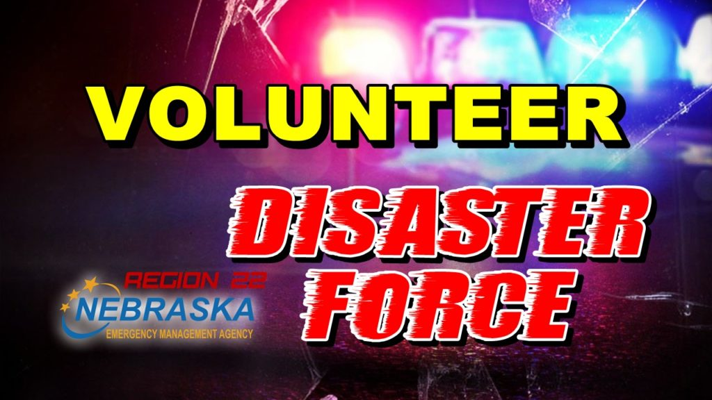 Region 22 Emergency Management Forming a New Volunteer Force