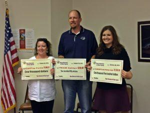 West Nebraska All Stars donate game proceeds to 3 local oranizations