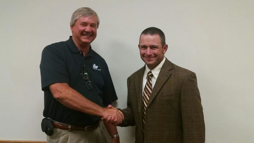 Robertson Elected Chairman, Lorens Reappointed to Nebraska Wheat Board