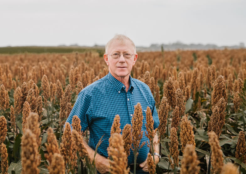Bloss Elected Chairman of National Sorghum Producers, New Directors Appointed