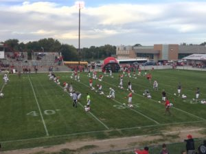 Scottsbluff and McCook played a classic on Friday night.