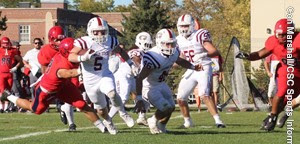 Dixie State spoils Chadron State's homecoming hopes
