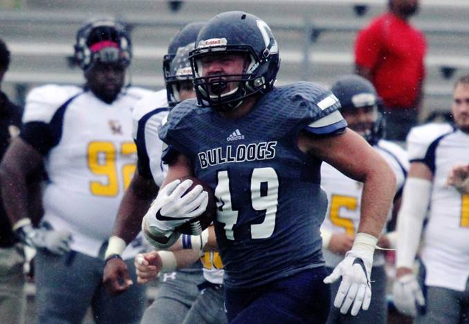 Tackling machine Hedlund represents best of Concordia football
