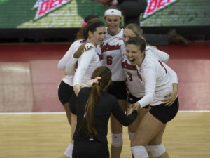 Huskers Host No. 4 Wisconsin, No. 3 Minnesota